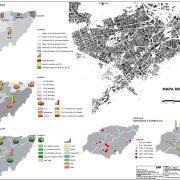 análise da ocupação do solo e dados demográficos