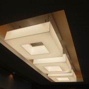 Conforto Ambiental instalação - luminária quadro - Otala arquitetura e urbanismo