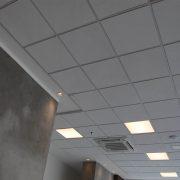 Teto Acústico Salão de festas - Otala Arquitetura e Urbanismo